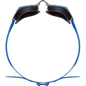 TYR Blackhawk Racing Polarized Goggles Heren, gold/black/navy